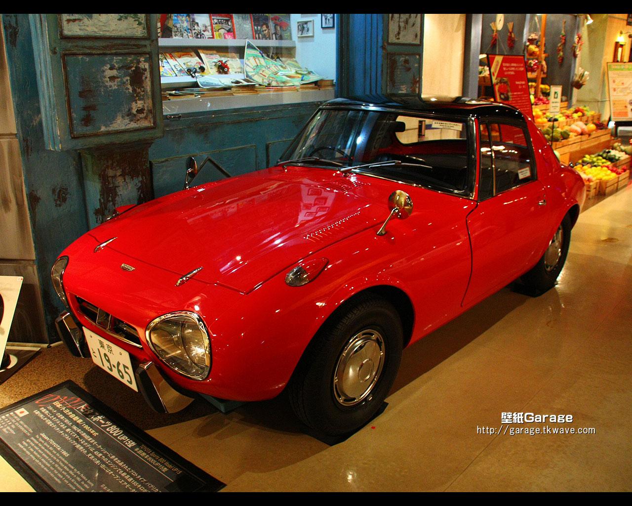 トヨタ・スポーツ800の画像 p1_38